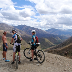Tony Cook MTB Tours
